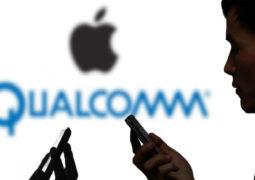 Qualcomm Apple