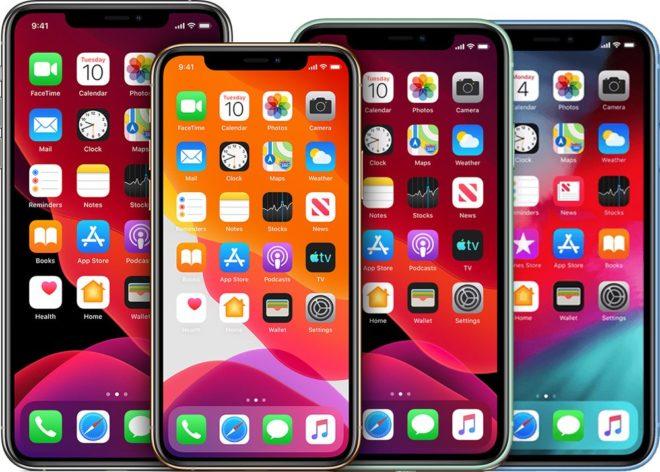 iPhone 5G 2020