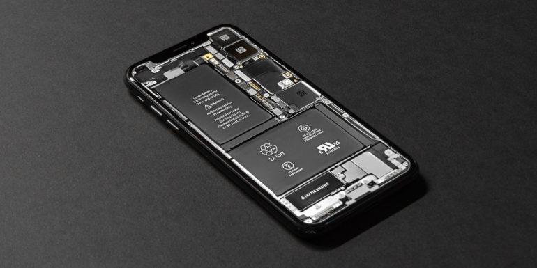 batteria removibile