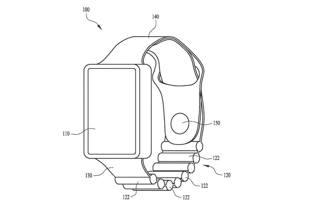 Apple Watch brevetto