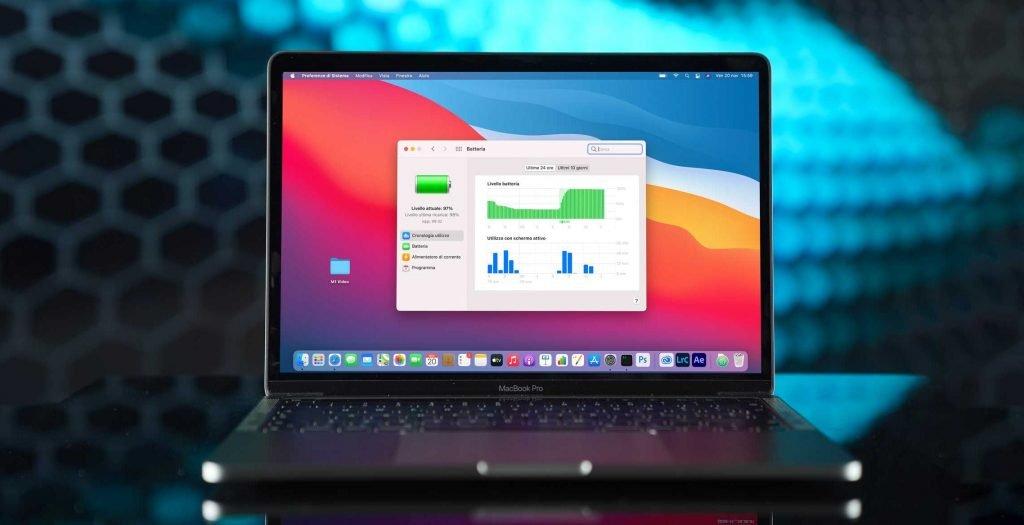 mac con processore m1