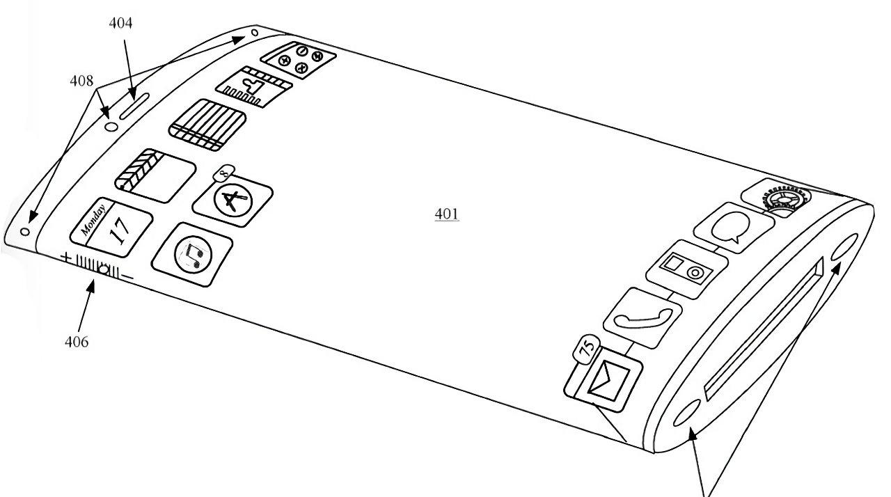 iPhone avvolgibile
